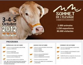 Sommet De L'elevage 2012- Cumbre de la Ganaderia en Francia