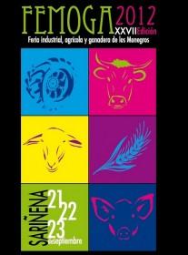 Feria Industrial, Agrícola y Ganadera de Los Monegros FEMOGA 2012