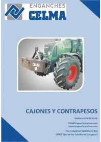 CAJONES Y CONTRAPESOS